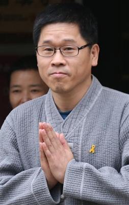 한상균 전 민주노총 위원장 연합뉴스