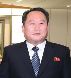 리선권 북한 조국평화통일위원장