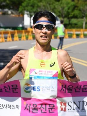 10km 1위 최진수