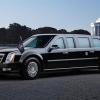 트럼프의 '움직이는 백악관' 캐딜락원…김정은은 전용차 벤츠 이용 못할 수도