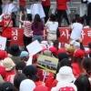 """몰카 범죄 '편파 수사' 규탄 집회 """"성차별 수사 중단하라"""""""