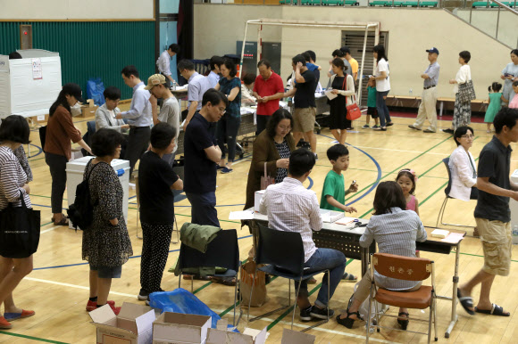 질서 정연한 투표 행렬