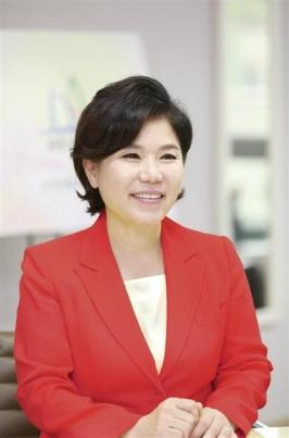 조은희 자유한국당 후보