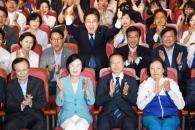 민주, PK 광역 3곳 첫 석권… 31년 만에 '민주대연합…