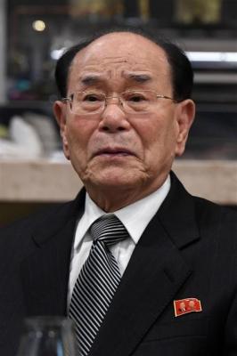 김영남 북한 최고인민회의 상임위원장