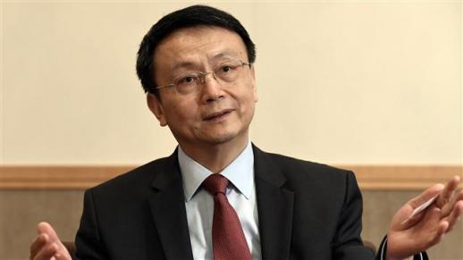 자칭궈 베이징대 국제관계학원 교수