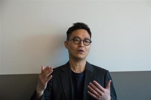 트루쇼트 하재우 대표가 서울 중구에 있는 사무실에서 개인 공매도 활성화 방안에 대해 설명하고 있다.  트루쇼트 제공