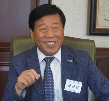 전규상 길림천우건설그룹 회장