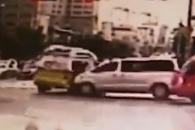 광주 운암동 구급차 사고 블랙박스 영상