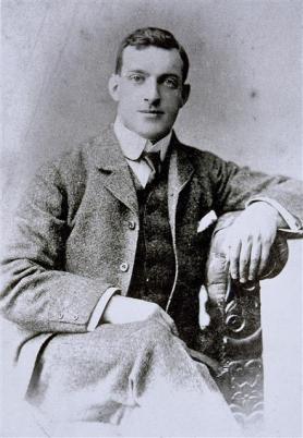 대한매일신보의 창업자 어니스트 토머스 베델(1872~1909)