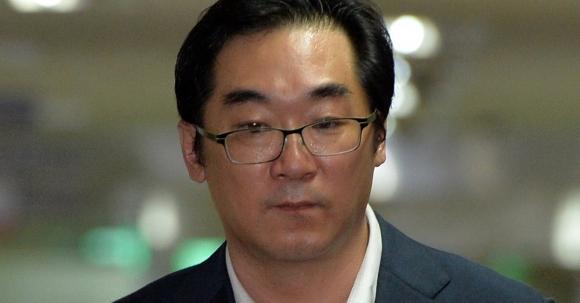 나향욱 전 기획관.  연합뉴스