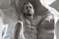 어느덧 30세 맥그리거 생일선물 자신을 새긴 거대 조각