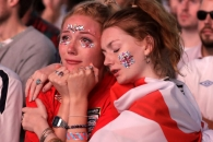[포토] '러시아 월드컵' 결승 진출 실패에 낙담한 잉…