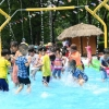 """""""도심 공원에서 물놀이 즐기세요"""" 용산구, 효창·응봉공원 어린이 물놀이장 개방"""