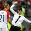 월드컵 결승전 난입한 '푸시 라이엇' 15일 구류 판결…3년간 스포츠행사 입장 금지