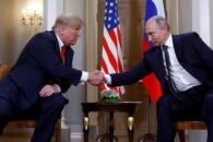 """트럼프 """"미·러, 핵무기 90%… 나쁜 일"""""""