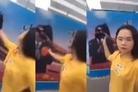 '시진핑 초상화 먹물 투척' 이후 '개인숭배' 주춤?
