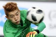 조현우 '월드컵 후 이적 가능성 높은 10명' 들었지만 리버풀은
