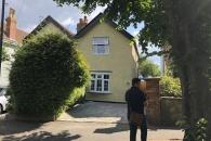 독립운동가 베델이 나고 자란 영국 집 찾았다