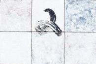 [그림과 詩가 있는 아침] 원형상(源型象)-무시(無始)/이종상 · 산에서 온 새/정지용