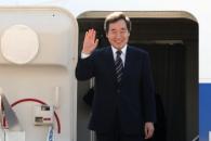 李총리, 대통령 전용기 타고 3개국 순방