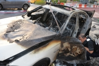 달리던 BMW 차량에 또 불···이틀새 3건