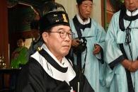 신동헌 광주시장, 숭열전 · 광주향교서 고유제 봉행