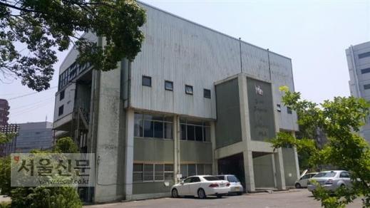 베델이 사무국장으로 활동했던 스포츠클럽 KR&AC의 현재 모습. 1962년에 새로 지어졌다. 민나리 기자 mnin1082@seoul.co.kr