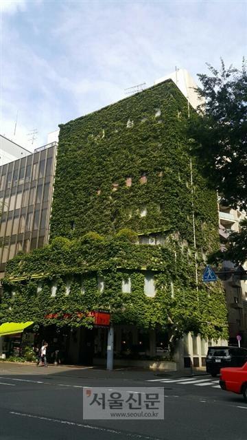 베델 형제가 운영한 베델 브러더스 요코하마 지사가 있던 요코하마 70번지의 현재 모습. 레스토랑과 양과자점 등이 들어선 복합 건물이다. 민나리 기자 mnin1082@seoul.co.kr