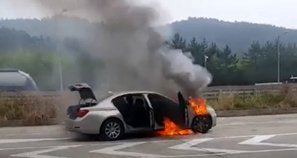 BMW 730Ld 불