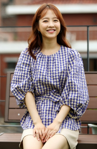박보영 '변하지 않는 깜찍함'