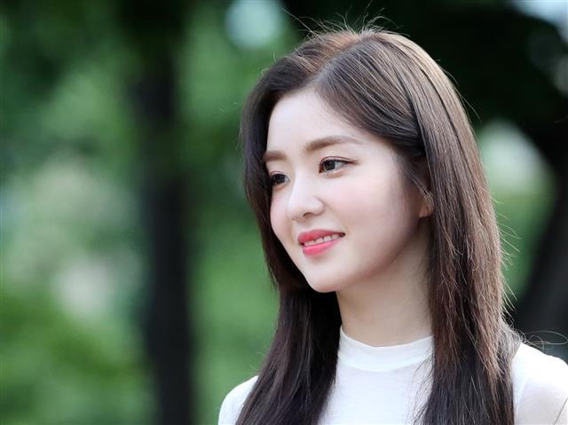 레드벨벳 아이린, 출근길 힐링 미소