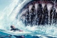 '메가로돈' 개봉, 2.5미터 거대 상어 '스크린X로 짜릿 경험'