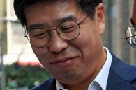 [포토] 특검 소환된 백원우 청와대 민정비서관