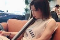 박봄, 여름 맞이 근황 공개..민소매+반바지에 드러난 몸매