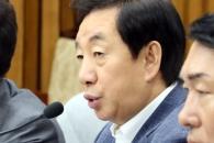 """김성태 """"민주, 특검에 공갈·협박…어느 나라 집권당…"""