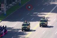 [포토] 북한, 드론으로 열병식 촬영