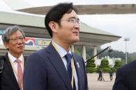 [포토] 평양으로 향하는 이재용 삼성 부회장