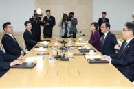 [서울포토] 남북 산림협력회담 전체회의