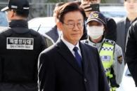 [포토] 경찰서로 향하는 이재명 경기지사