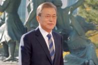 [서울포토] 시정연설 위해 국회로 향하는 문재인 대통…