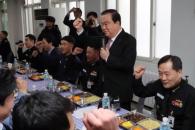 문희상 국회의장, 평택 2함대 찾아 격려