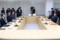[서울포토] 제2차 남북체육분과회담 개최