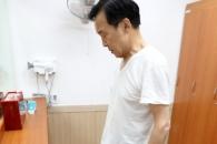 [포토] 손학규 대표 '선거제 개혁 촉구' 단식 10일째…