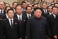 김정은, 김정일 7주기 맞아 금수산궁전 참배…2주만에…