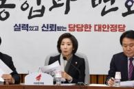 [서울포토] 발언하는 나경원 원내대표