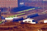 [포토] 판문역 도착한 남측 열차