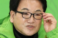 쌍꺼풀 수술한 정동영 민평당 대표