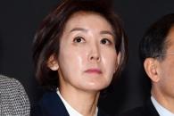 [서울포토] 소상공인연합회 신년하례식 참석한 나경원…