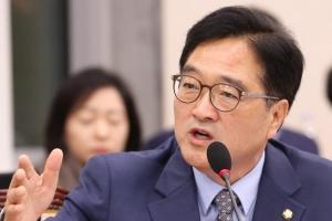 """우원식 """"원전 공무원 구속, 검찰총장 정치야심…인내 한계"""""""